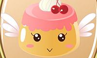 Cute Caramel Pudding