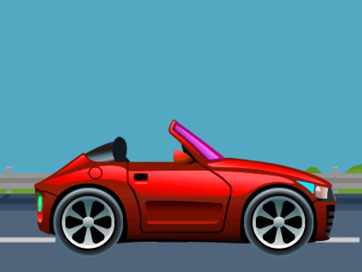 Cute Cars Puzzle