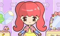 Cute Girl Dress Up