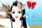 Cute Lovely Schoolgirl Makeover
