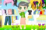 Cutie Doll Dress Up