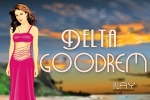 Delta Goodren Dress Up