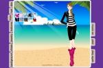 Desert Island Girl Dress-up