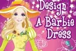 Design A Barbie Dress