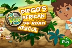 Diego's African Off-Road Rescue