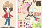 Diethe The Cute Doll Dressup