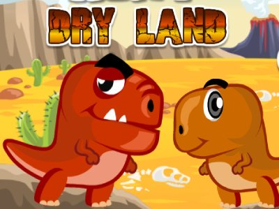 Dino Meat Hunt Dry Land
