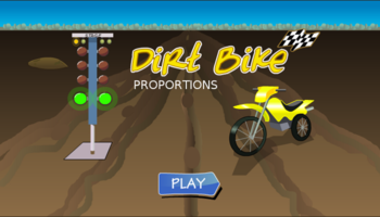 Dirt Bike Proportions