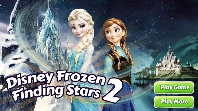 Disney Frozen Finding Stars 2