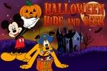 Disney Halloween Hide and Seek