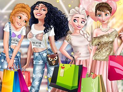 Disney Mom  Daughter Shopping Day