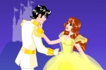 Disney Prince Princess Dressup