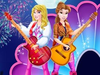 Disney Princesses Popstar Concert