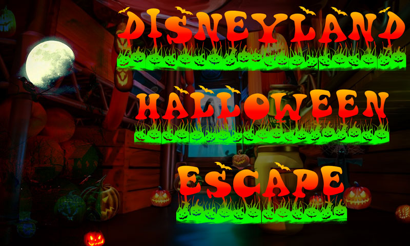 Disneyland Halloween Escape