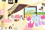 Dog House Decoration