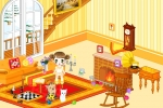 Doll House Living Room Decorations