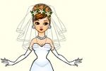 Dollfie Summer Bride Dressup