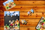 Donald Duck Samba Jigsaw Puzzle