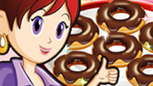 Donuts: Sara's Cooking Class