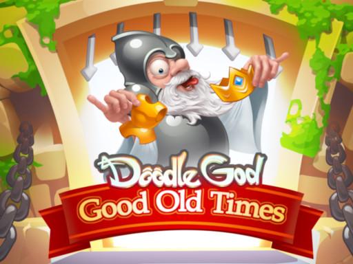 Doodle God Good Old Times