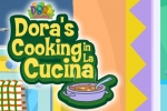 Dora The Eplorer Dora's Cooking in La Cucina
