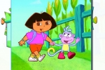 Dora The Explorer 1 Jigsaw Puzzle
