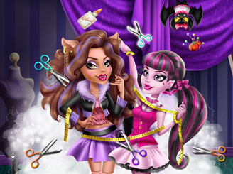 Draculaura Tailor for Clawdeen