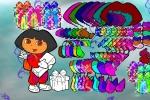 Dress up Dora The Explorer