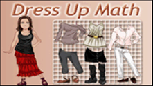 Dress Up Math