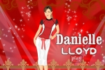 Dress Up Your Favorite Danielle Lloyd with your Favorite Costumes. Have Fun