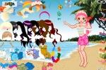 Dressup with Beach Fashion