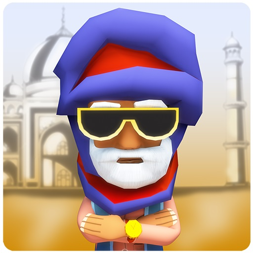 East Endless Runner Game : Prince Rash Adventure