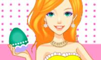 Easter Girl Makeover