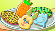 Easter Sugar Cookies: Sara