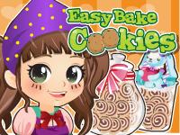 Easy Bake Cookies