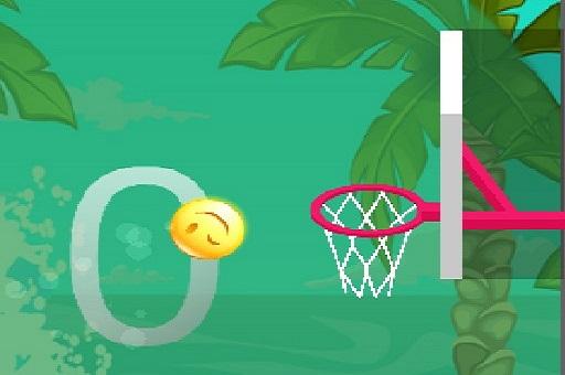 Emoji Dunk Clicker