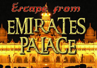 Escape From Emirates Palace