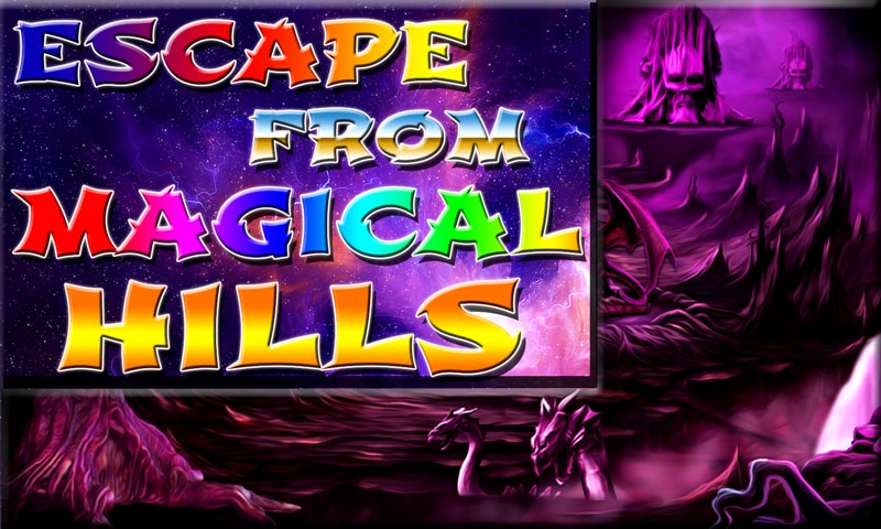 Escape From Magical Hills
