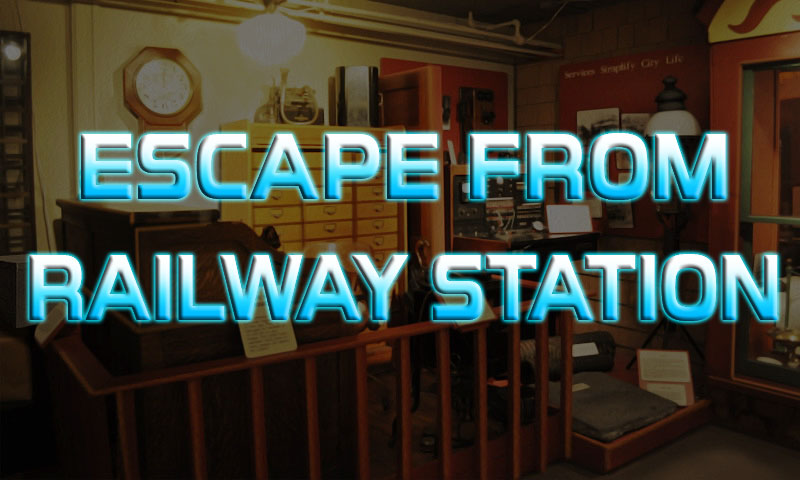Escape From Railway Station