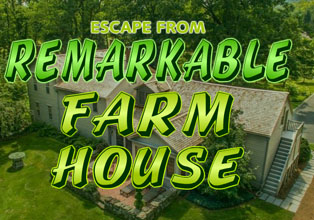 Escape From Remarkable Farmhouse