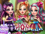 Ever After High Tea Party