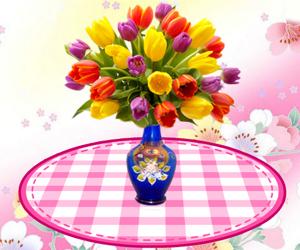 Exotic Flower Decoration