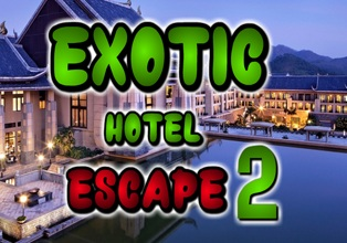 Exotic Hotel Escape 2