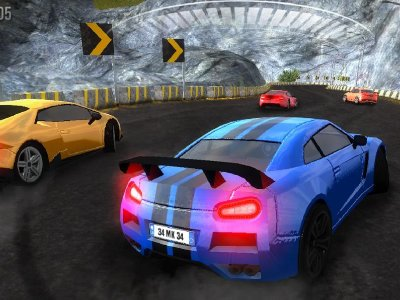 Extreme Asphalt : Car Racing