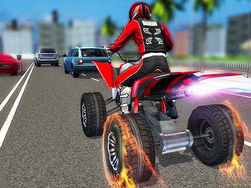 Extreme ATV Quad Racer