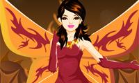 Fairy of Fire Dress Up