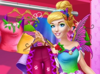 Fairy Princess Dresser 2