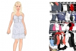 Famous Paris Hilton Dress Up