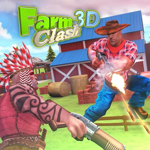 Farm Clash 3D