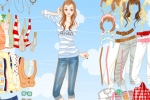 Fashion Barbie Dressup